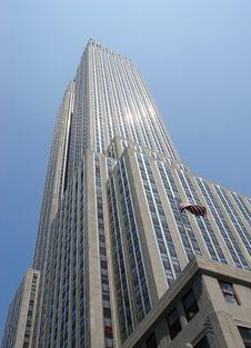 Free Manhattan Skyscraper Royalty Free Stock Photography - 6128567