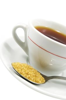 Free Cup Of Morning Tea Royalty Free Stock Photography - 6128577
