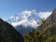 Free Annapurna Stock Image - 6129271