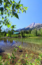 Free A River Near Jenny Lake In Grand Teton Stock Images - 6131444