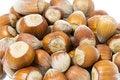 Free Hazel Nuts Background Stock Photos - 6131703