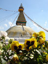 Free Bouddhnath Stupa Royalty Free Stock Photography - 6132317