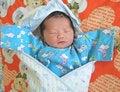 Free Sleeping Baby Stock Image - 6134031
