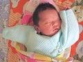 Free Sleeping Baby Stock Image - 6134231