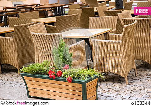 Restaurant Willow Chairs Tables