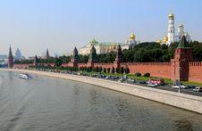 Free The Kremlin Royalty Free Stock Photography - 6130477