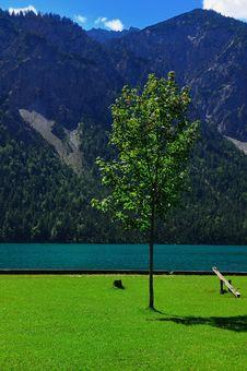 Free Tirol Lake Royalty Free Stock Photography - 6130507