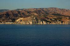 Free Island On Mediterranean Sea Royalty Free Stock Image - 6130896