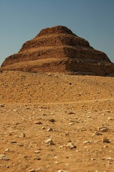 Free Step Pyramid Royalty Free Stock Photo - 6130905