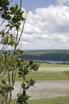 Free Keuka Lake Royalty Free Stock Image - 6131006