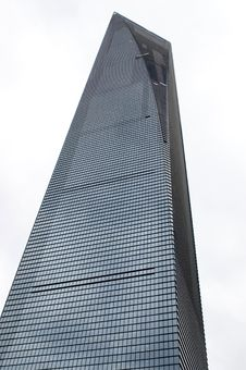 Free Highest Building In Shanghai Stock Photography - 6131112