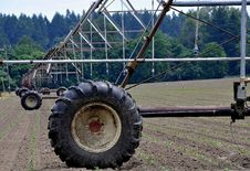 Free Farming Irrigation System 2 Stock Photo - 6131980