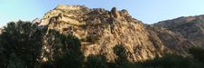Free Mountain Cliff Royalty Free Stock Images - 6132349
