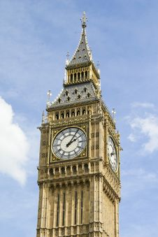 Free Big Ben Stock Photos - 6132433