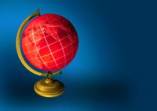 Free 3d Globe Royalty Free Stock Image - 6133466