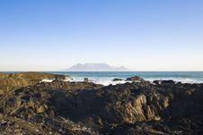Free Table Mountain Cape Town Stock Photos - 6134953
