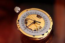 Free Watch Mechanism Stock Photo - 6135590