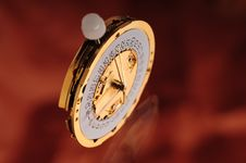 Free Watch Mechanism Royalty Free Stock Photography - 6135627