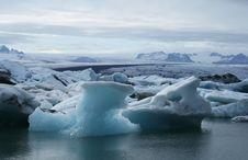 Icebergs Stock Images
