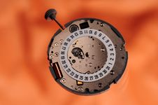 Free Watch Mechanism Royalty Free Stock Images - 6135659