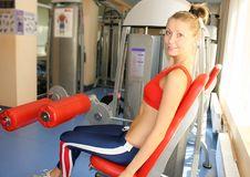 Free Sport Woman Royalty Free Stock Photo - 6136105