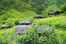 Free Cottage Of The Dulong Nationality Stock Images - 6136724