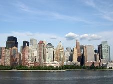 Free Historic Manhattan Royalty Free Stock Photo - 6136845
