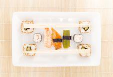 Free Sushi Royalty Free Stock Photo - 6138775