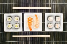 Free Sushi Royalty Free Stock Photography - 6139067