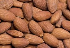 Free Almonds Close Up Stock Photography - 6139732