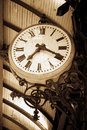 Free Ancient Clock Stock Photography - 6142912