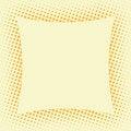 Free Halftone Frame Royalty Free Stock Image - 6143266