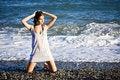 Free Green Eyed Beauty Royalty Free Stock Image - 6143506