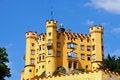 Free Hohenschwangau Castle Stock Image - 6147141