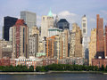 Free Evening In Manhattan Royalty Free Stock Photography - 6148867