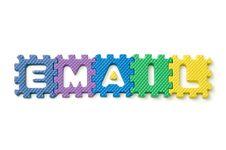 Free Foam Block Letters Royalty Free Stock Image - 6141666
