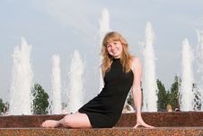 Free Rest About A Fountain Stock Photos - 6142403