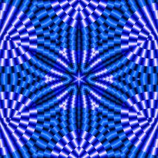 Free Woven Snowflake Star Royalty Free Stock Image - 6142426