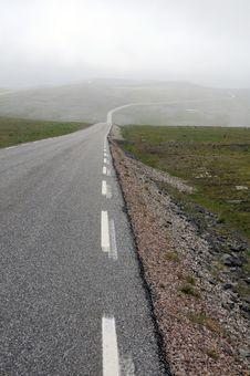 Free Asphalt Auto Road Stock Photo - 6142500