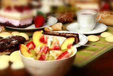 Free Dessert Stock Photography - 6142582