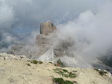 Free Mount Averau Stock Photos - 6143093