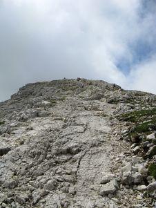 Free Mount Nuvolao Royalty Free Stock Photos - 6143178