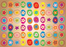 Free Abstract Floral Background Stock Images - 6143294