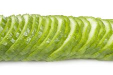 Free Green Cucumber Stock Images - 6143524