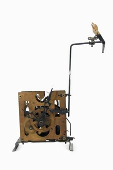 Free Cuckoo Clock Royalty Free Stock Photos - 6144038