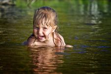 Free Water-nymph Stock Photography - 6144202
