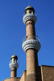 Islamic Building Stock Photography
