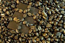Free Chocolate And Coffee Stock Photos - 6144343