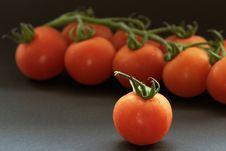 Free Vegetable - Cherry Tomato Stock Photography - 6144672