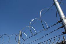Free Razor Wire Stock Image - 6145191